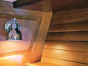 SOLITUDE 12 Interior bulkhead detail