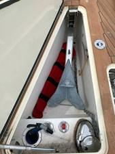 SOLITUDE 16 Retractable anchor