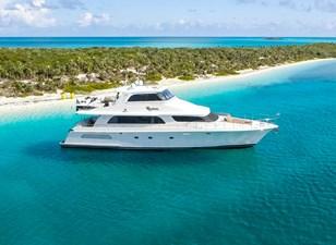 EQUINOX 0 EQUINOX Yacht Profile