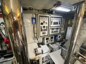 EQUINOX 43 Engine Room