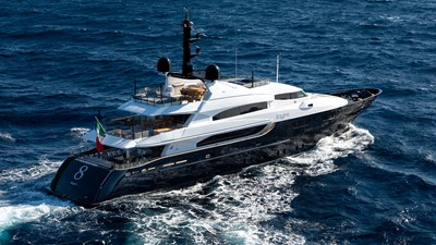 EIGHT 1 EIGHT 2005 CRN  Motor Yacht Yacht MLS #273381 1