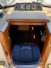 QUERENCIA 23 Cockpit Looking Below