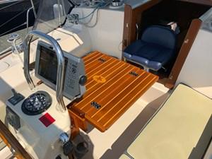 QUERENCIA 25 Cockpit
