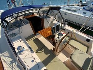 QUERENCIA 30 Cockpit