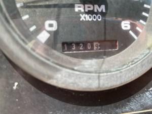 QUERENCIA 41 Engine Hours