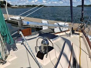 QUERENCIA 40 Self-tacking Staysail