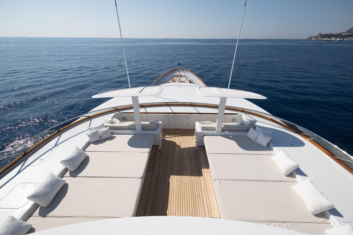 DRIZZLE - Sunbathing Deck