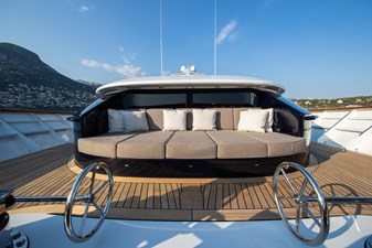 DRIZZLE 5 DRIZZLE - Foredeck Seating