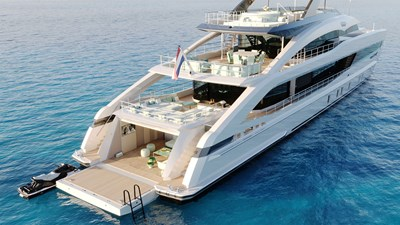 Heesen 50m Aluminium YN 20350 Project Jade 2 Heesen 50m Aluminium YN 20350 Project Jade 2024 HEESEN YACHTS  Motor Yacht Yacht MLS #273402 2