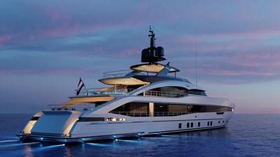 Heesen 50m Aluminium YN 20350 Project Jade 6 Heesen 50m Aluminium YN 20350 Project Jade 2024 HEESEN YACHTS  Motor Yacht Yacht MLS #273402 6