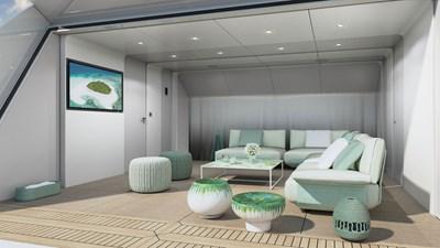 Heesen 50m Aluminium YN 20350 Project Jade 16 Beach club