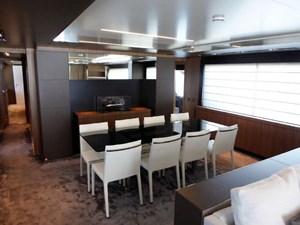 100 Riva Corsaro 6 100 Riva Corsaro 2020 RIVA Corsaro 100 Motor Yacht Yacht MLS #273416 6