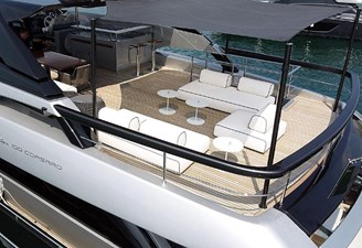 100 Riva Corsaro 4 100 Riva Corsaro 2020 RIVA Corsaro 100 Motor Yacht Yacht MLS #273416 4