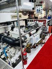 VICTORY LANE 50 Engine Room