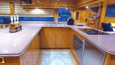 LIFE'S A JOURNEY 32 Galley