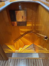 LIFE'S A JOURNEY 40 Forward Stairs to Staterooms