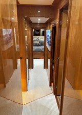 LIFE'S A JOURNEY 41 Hallway to Master Stateroom