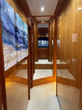 LIFE'S A JOURNEY 49 Hallway to Guest Staterooms