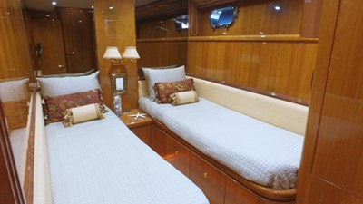 LIFE'S A JOURNEY 54 Twin Stateroom