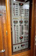 LIFE'S A JOURNEY 62 Engine Room Electrical Panel Lazz