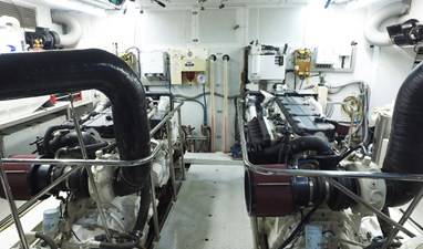 LIFE'S A JOURNEY 63 Engine Room