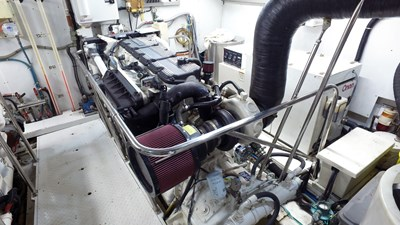 LIFE'S A JOURNEY 64 Engine Room