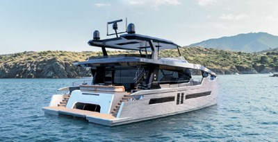 2023 Alva Yachts Ocean Eco 60 3 2023 Alva Yachts Ocean Eco 60 2023 ALVA YACHTS OCEAN ECO 60 Cruising Yacht Yacht MLS #273440 3