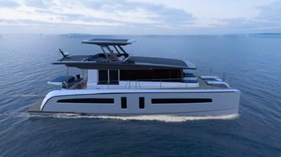 2023 Alva Yachts Ocean Eco 54 0 2023 Alva Yachts Ocean Eco 54 2023 ALVA YACHTS Ocean Eco 54 Motor Yacht Yacht MLS #273441 0
