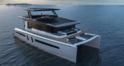 2023 Alva Yachts Ocean Eco 54 2 2023 Alva Yachts Ocean Eco 54 2023 ALVA YACHTS Ocean Eco 54 Motor Yacht Yacht MLS #273441 2