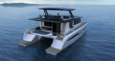 2023 Alva Yachts Ocean Eco 54 4 2023 Alva Yachts Ocean Eco 54 2023 ALVA YACHTS Ocean Eco 54 Motor Yacht Yacht MLS #273441 4