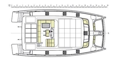 2023 Alva Yachts Ocean Eco 54 6 2023 Alva Yachts Ocean Eco 54 2023 ALVA YACHTS Ocean Eco 54 Motor Yacht Yacht MLS #273441 6