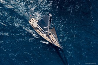 OCEAN PURE 2 3 nav sails out