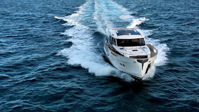 2023 Greenline 48 Coupe 4 2023 Greenline 48 Coupe 2023 GREENLINE 48 Coupe Trawler Yacht Yacht MLS #273447 4