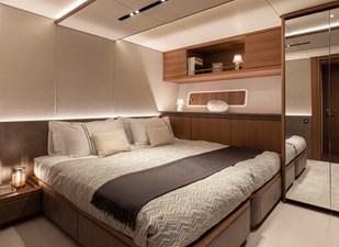 CeFeA 24 Port side guest cabin -VIP configuration-Guillaume Plisson for Solaris-8473
