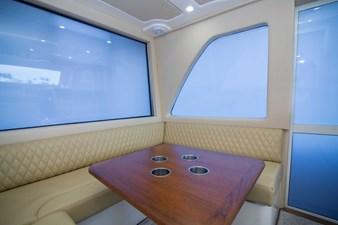 no name 27 Helm Deck - Upper Salon to Port