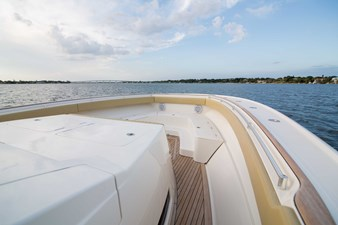 no name 36 Starboard Side Bow Deck