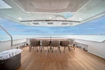OCEAN DRIVE 1 OCEAN DRIVE 1988 BROWARD  Motor Yacht Yacht MLS #273478 1
