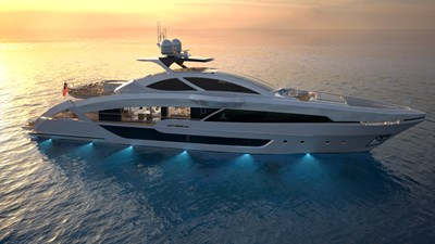 Legacy Super Yachts 1 Legacy Super Yachts 2022 CUSTOM  Motor Yacht Yacht MLS #273481 1