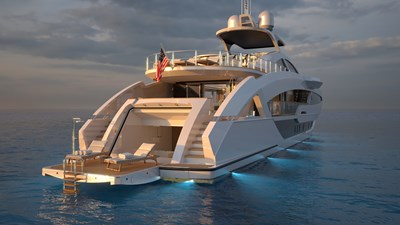 Legacy Super Yachts 2 Legacy Super Yachts 2022 CUSTOM  Motor Yacht Yacht MLS #273481 2