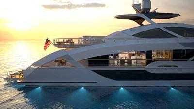 Legacy Super Yachts 3 Legacy Super Yachts 2022 CUSTOM  Motor Yacht Yacht MLS #273481 3