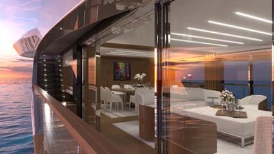 Legacy Super Yachts 4 Legacy Super Yachts 2022 CUSTOM  Motor Yacht Yacht MLS #273481 4