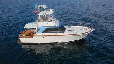 SCOUT 1 SCOUT, 42' Chris Craft 1969