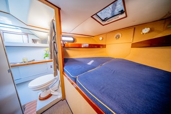 SCOUT 9 Master Stateroom & Head