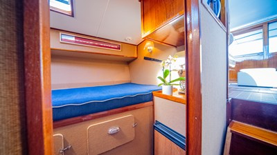SCOUT 11 Guest Stateroom