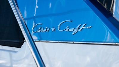 SCOUT 25 Chris-Craft