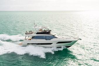 2021 Prestige Yachts 690 Flybridge 2 2021 Prestige Yachts 690 Flybridge 2021 PRESTIGE 690 Flybridge Motor Yacht Yacht MLS #273486 2