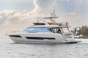 2021 Prestige Yachts 690 Flybridge 3 2021 Prestige Yachts 690 Flybridge 2021 PRESTIGE 690 Flybridge Motor Yacht Yacht MLS #273486 3