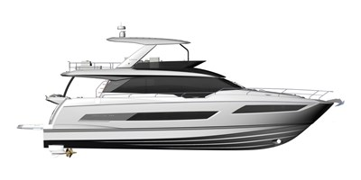 2021 Prestige Yachts 690 Flybridge 9