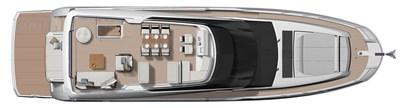 2021 Prestige Yachts 690 Flybridge 20