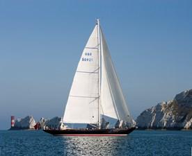 Copihue 1 Copihue Sailing
